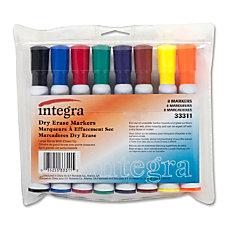Integra Dry Erase Marker Chisel Point