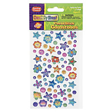 Creativity Street PeelStick FlowerStars Gemstones Learning