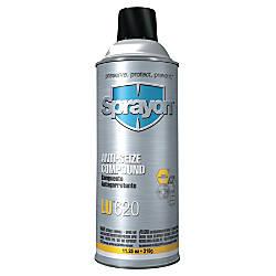 Sprayon Anti Seize Lubricant Aerosol Can
