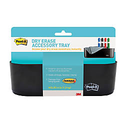 Post it Dry Erase Accessory Tray