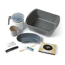 Medline Premium Admit Kits With Water