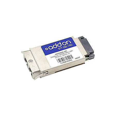 AddOn Ciena NX2520AF Compatible TAA Compliant 1000Base-CWDM GBIC Transceiver (SMF, 1570nm, 80km, SC)