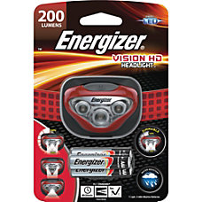Energizer Vision HD Headlight AAA
