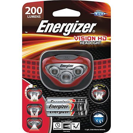 Energizer Vision HD Headlight - AAA