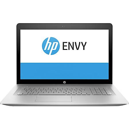 "HP ENVY 17-u110nr Laptop, 17.3"" Touch Screen, 7th Gen Intel® Core™ i7, 12GB Memory, 1TB Hard Drive, Windows® 10 Home"