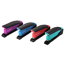 PaperPro Desktop Stapler Assorted Colors