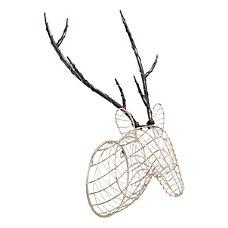Zuo Modern Deer Wall D cor