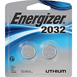Energizer 2032 WatchElectronic Batteries CR2032 Lithium