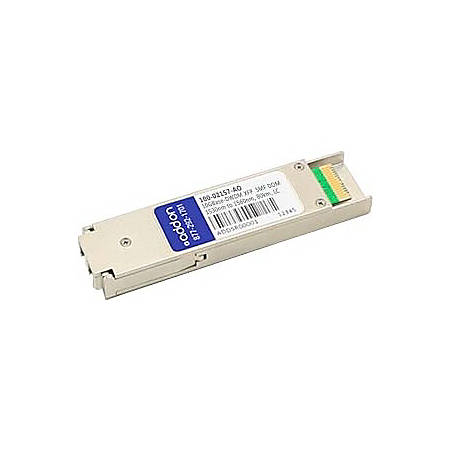 AddOn Calix 100-02157 Compatible TAA Compliant 10GBase-DWDM 100GHz XFP Transceiver (SMF, 1551.72nm, 80km, LC, DOM)