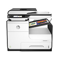 HP PageWide 377dw Color All in