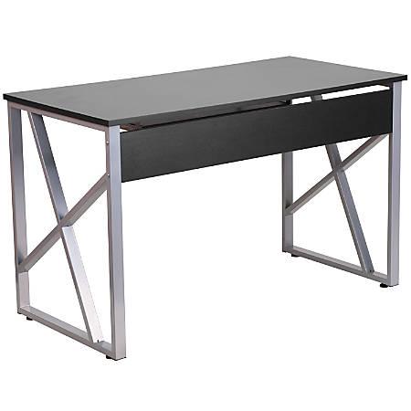 "Flash Furniture 48""W Computer Desk, Black"
