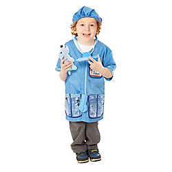 Melissa Doug Veterinarian Role Play Costume