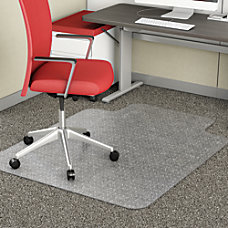Realspace Advantage Chair Mat For Thin