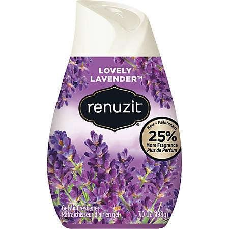 Renuzit® Adjustable Air Freshener, Fresh Lavender, 7 Oz