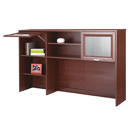 Realspace® Magellan Collection Hutch, Classic Cherry