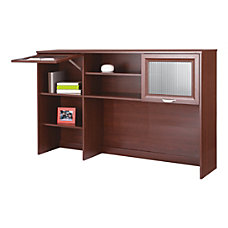 Realspace Magellan Collection Hutch Classic Cherry