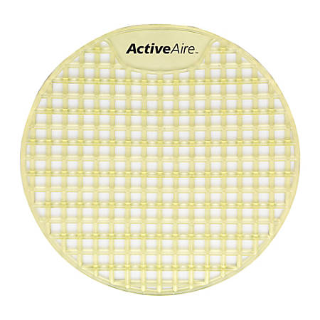 ActiveAire™ Deodorizer Urinal Screen, Citrus, Pack Of 12