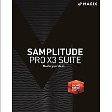 MAGIX Samplitude Pro X 3 Suite