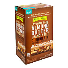 NATURE VALLEY Layered Almond Butter and