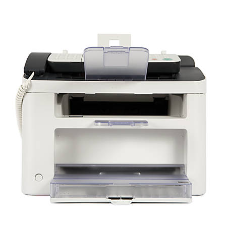 Canon FaxPhone Monochrome Laser All-In-One Printer, Copier And Fax, L100
