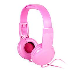 Vivitar® Kids Safe Volume-Controlled Headphones, Pink