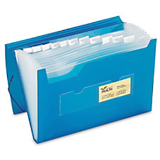 Office Depot Brand 13 Pocket File