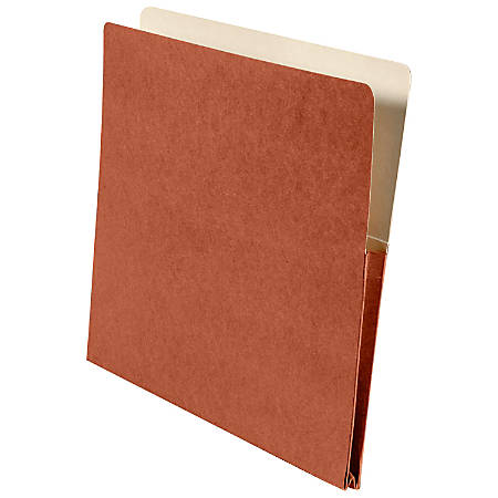 """SKILCRAFT Accordion-Style Pocket Folder, 7/8"""" Expansion, Letter Size (AbilityOne 7530-00-285-2915), 30% Recycled"""