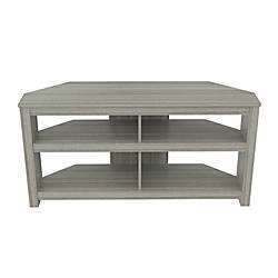 Inval Particleboard Corner TV Stand For