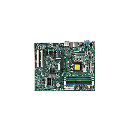 Supermicro C7Q67-H Desktop Motherboard - Intel Chipset - Socket H2 LGA-1155 - 1 x Retail Pack