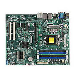 Supermicro C7Q67 H Desktop Motherboard Intel