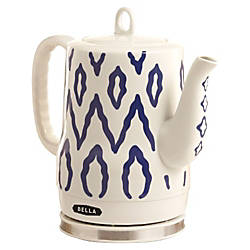 Bella 12L Electric Ceramic Kettle White