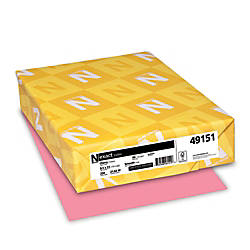 Wausau Heavyweight Exact Index Card Stock