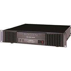 Bogen Black Max X600 Amplifier - 600 W RMS - 2 Channel - 1200 W PMPO - 20 Hz to 20 kHz