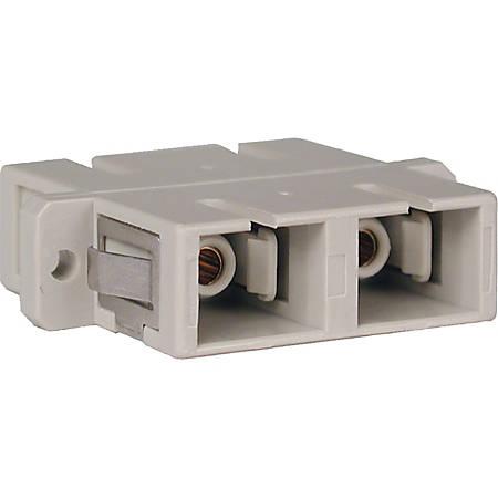 Tripp Lite Duplex Fiber SC/SC Coupler