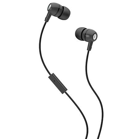 Skullcandy Spoke 2XL Earbuds, Black