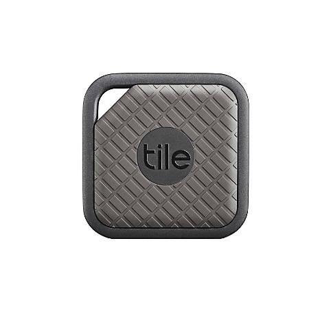 Tile Pro Series Sport Bluetooth® Tracker, Black, RT-09001-US