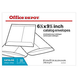 Office Depot Brand Large Format Open
