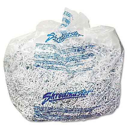Swingline® Shredder Bags, For 3000SRS, Box Of 25