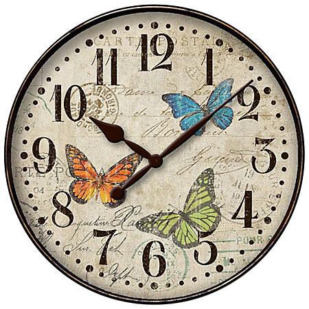 Westclox Wall Clock - Analog - Quartz