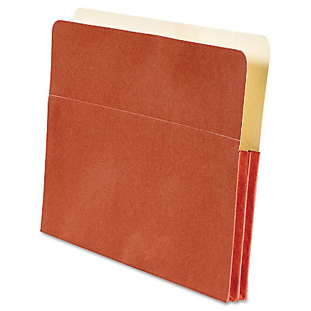 """Accordion-Style Pocket Folder, 1 3/4"""" Expansion, Letter Size (AbilityOne 7530-00-285-2913), 30% Recycled"""