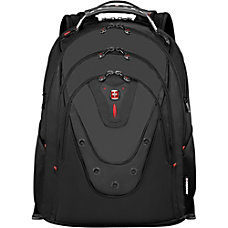 Wenger Ibex Laptop Backpack With 17