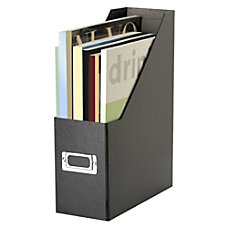 Snap N Store Magazine Holder Letter