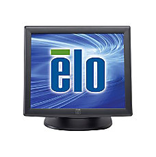 Elo Desktop Touchmonitors 1715L IntelliTouch LED