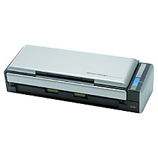 Fujitsu ScanSnap S1300i Mobile Document Scanner
