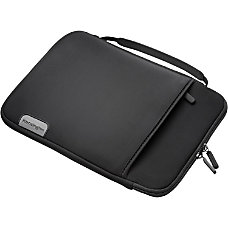 Kensington Carrying CaseSleeve For iPad Black