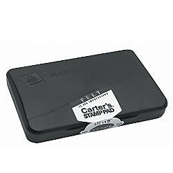Avery Carters Felt Stamp Pads Black