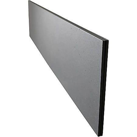 Mohu MH-110040 Slate Premium Indoor/Outdoor Amplified HDTV Antenna - Upto 60 Mile - Indoor, Outdoor, HDTV Antenna - Black - Wall/Surface/Attic/Desktop - Multi-directional - F Connector Connector