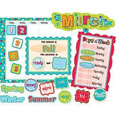 Creative Teaching Press Calendar Set Dots