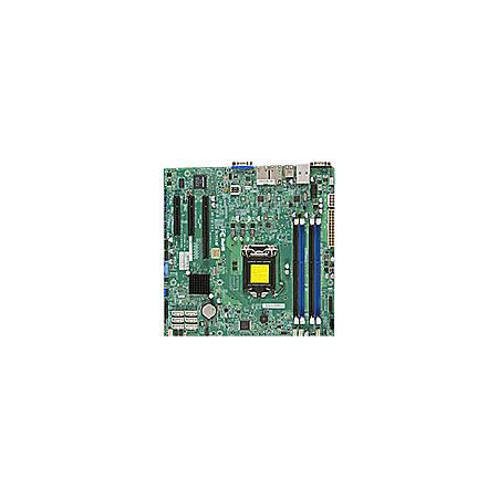 Supermicro X10SLM+-F Server Motherboard - Intel Chipset - Socket H3 LGA-1150 - Retail Pack