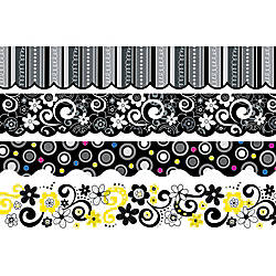 Creative Teaching Press BW Border Pack